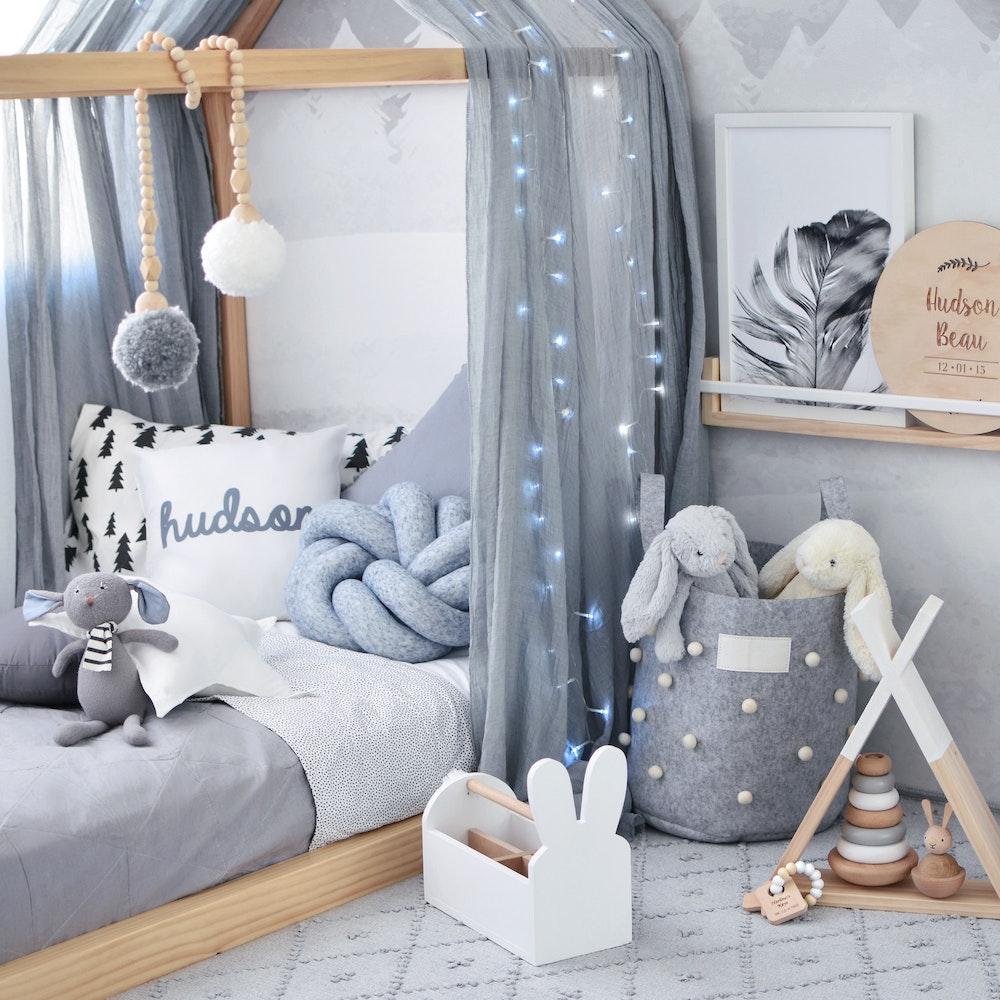 Nordic Toddler Bedroom Hudson Amp Harlow