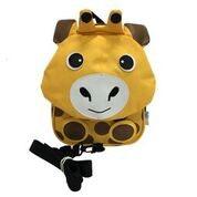 BibiLand BibiKids Small Harness Back Pack with lead - GIRAFFE