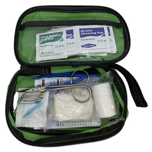 Surgical Basics 30 piece First Aid Travel Kit