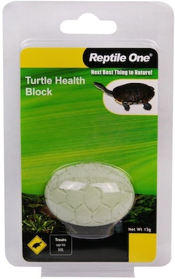 Reptile One Turtle Conditioning Health Block