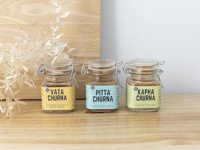 Zanti Ayurveda Digestive Spice Blend: VPK Set of 3