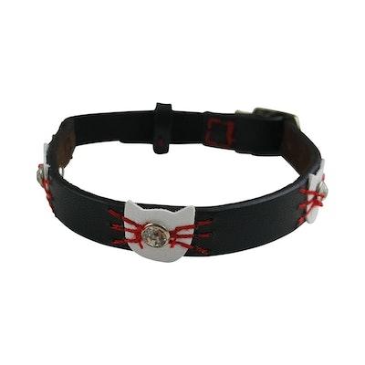 Hamish McBeth Black Felix Cat Collar