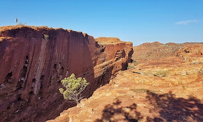 The Mereenie Loop: a taste of Outback Australia