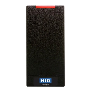 HID Global iClass SE R10 Smart Card Reader