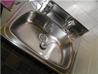 Quality sink with plug attached Marina View Hastings