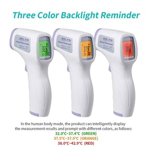 Touchless Infra red thermometer 2020