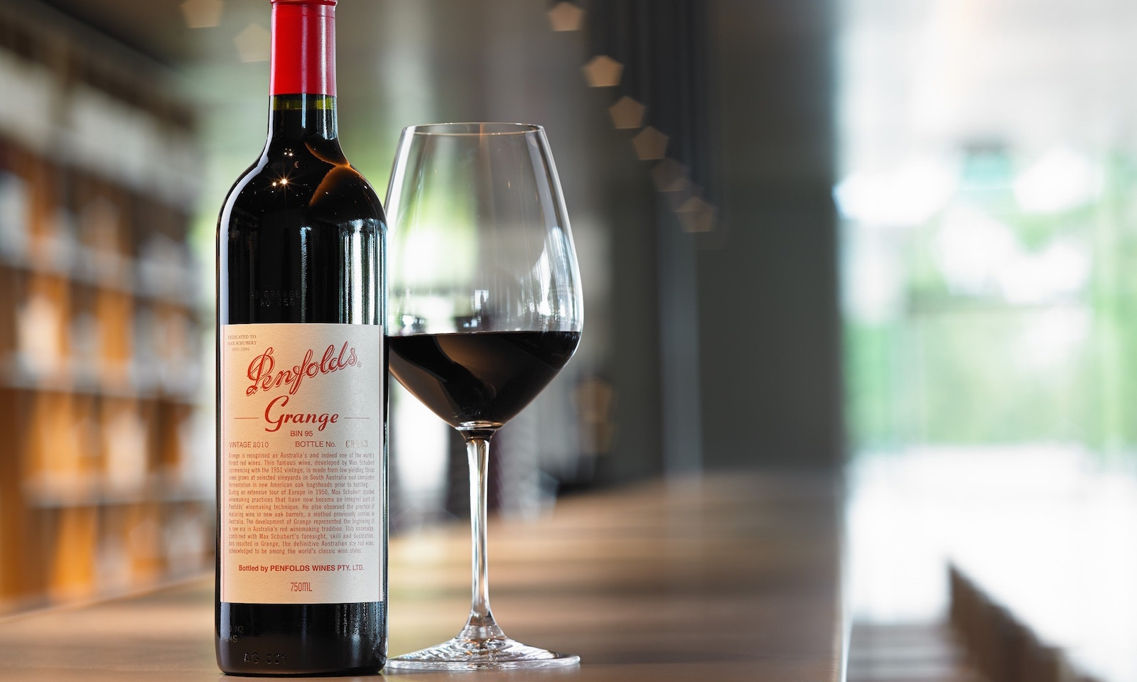Winery Experience; Penfolds Magill Estate