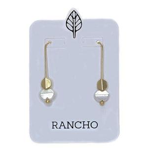 NEW Prism Straight Hook Earrings