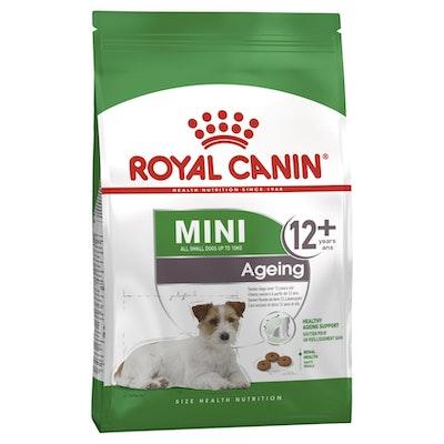 Royal Canin Dry Dog Food Mini Breed Ageing 12+ 1.5kg