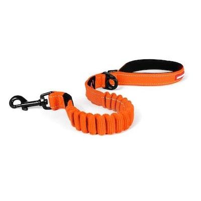 Ezydog Leash Zero Shock 25 64cm Orange