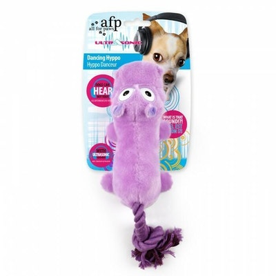 All For Paws Ultrasonic Dancing Hippo
