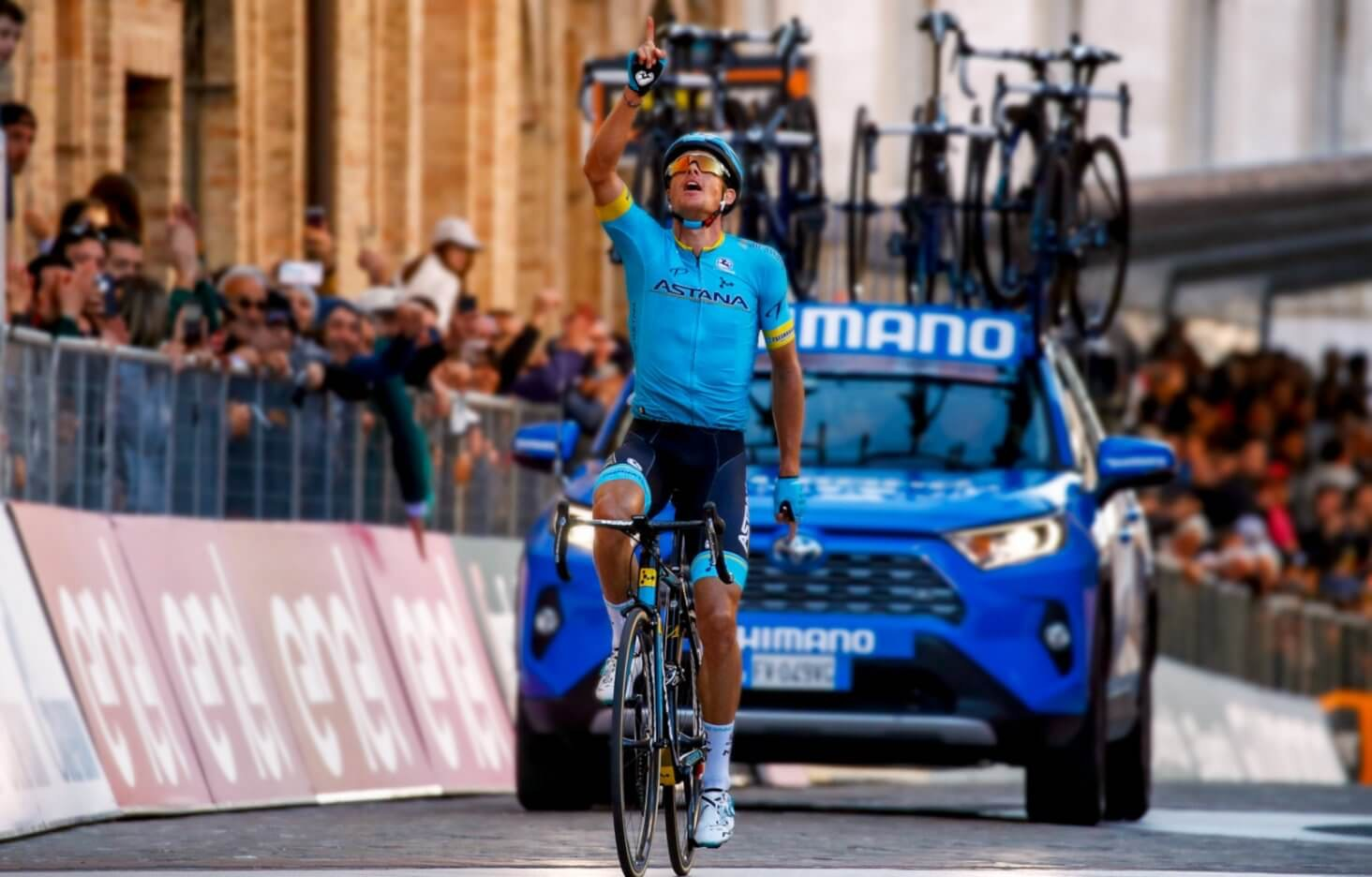 A FANCY SUNDAY FOR NORTHWAVE AT PARIS-NICE AND TIRRENO-ADRIATICO