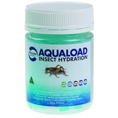 Pisces Enterprises PE Aquaload Insect Hydration Cubes 200g