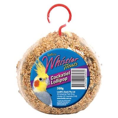 Whistler Cockatiel Lollipop  320gm