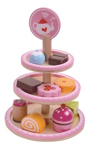 Tooky Toy DESSERT STAND