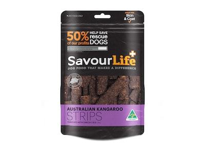 SavourLife Australian Kangaroo Strips 165g