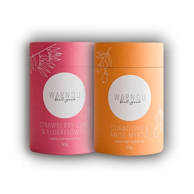 Warndu Pty Ltd Afternoon Tea ~ Twin Set