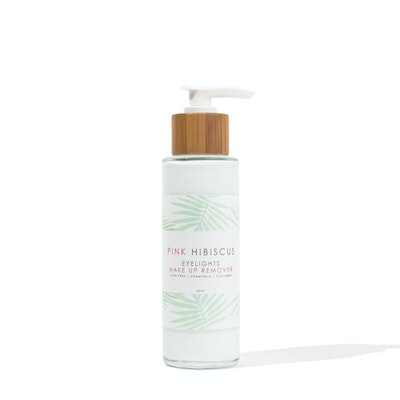 Pink Hibiscus Eyelights Make Up Remover