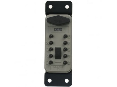 Kidde Touchpoint Replacement Lock & Mounting Bracket SU1798
