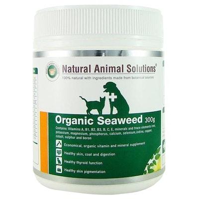 Natural Animal Solutions Nas Organic SeaweedAnimal Nutrition Support 300g