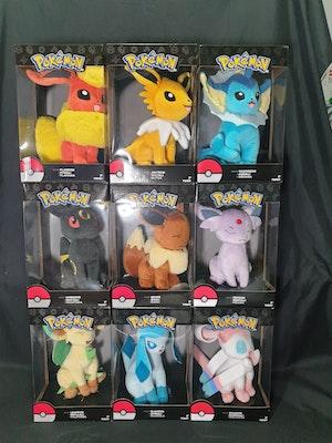 Pokemon Eeveelutions Legacy Plush