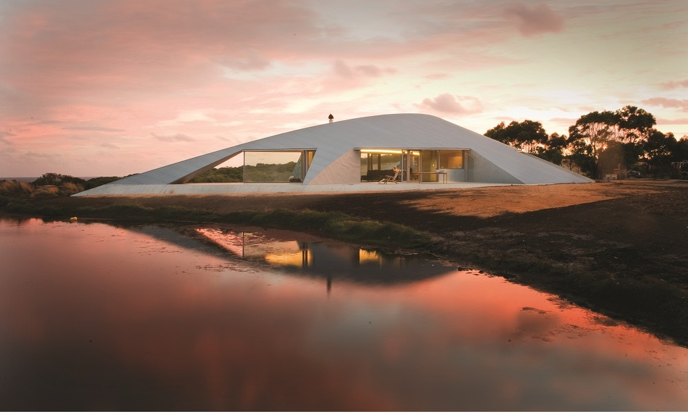 Croft House: Seaside Shelter by James Stockwell Architect