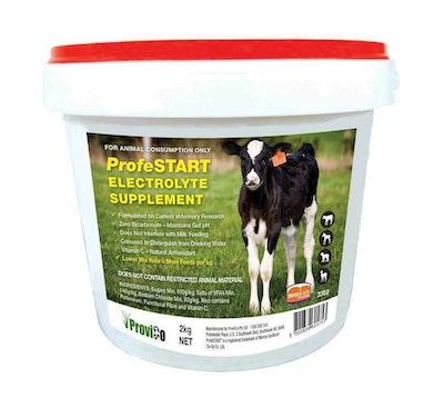 PROFESTART Electrolyte Powder Calves Piglets & Lambs Supplement - 4 Sizes