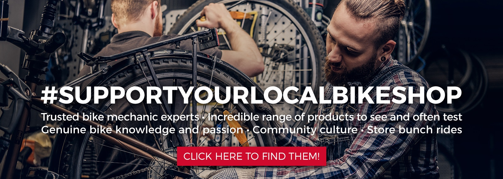 #supportyourlocalbikeshop
