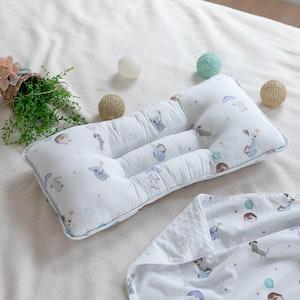 Bebenuvo Double Pillow - Animal Sky