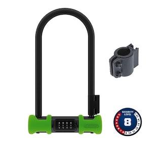 ABUS Ultra 410 Combo U-Lock