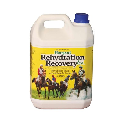 International Animal Health Iah Horsport Rehydration & Recovery Liquid Concentrate for Horses - 2 Sizes