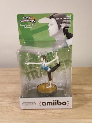 Wii Fit Trainer Amiibo Smash Bros