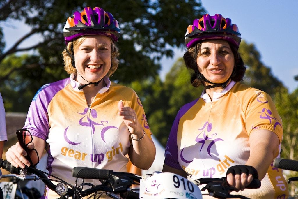 Gear Up Girl Challenge - Success!