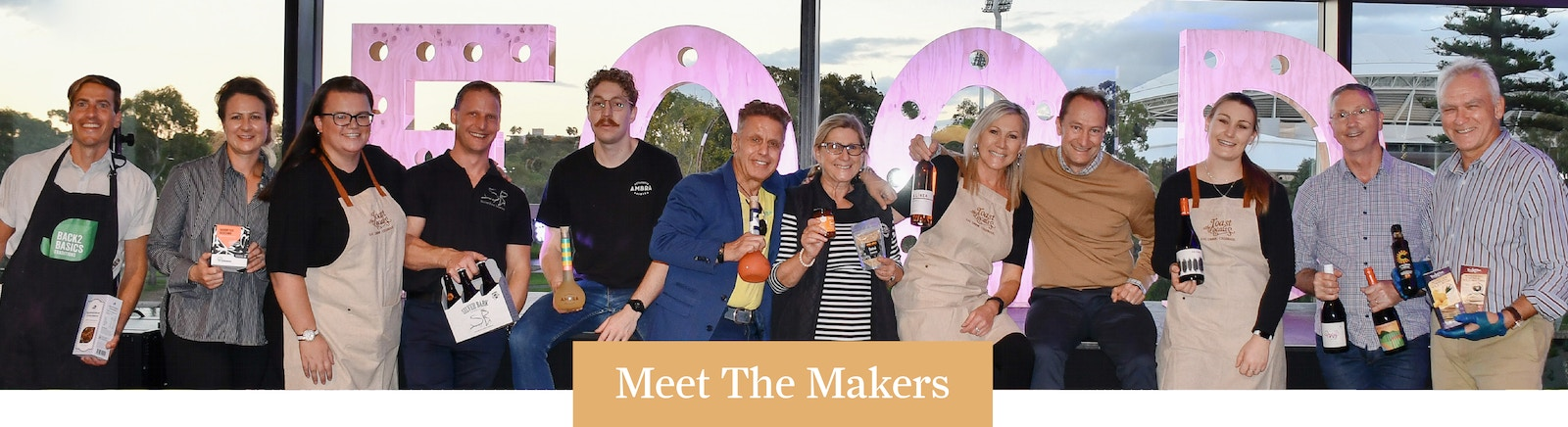Meet the Makers Banner