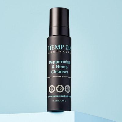 Hemp Co Australia  Peppermint & Hemp Cleanser