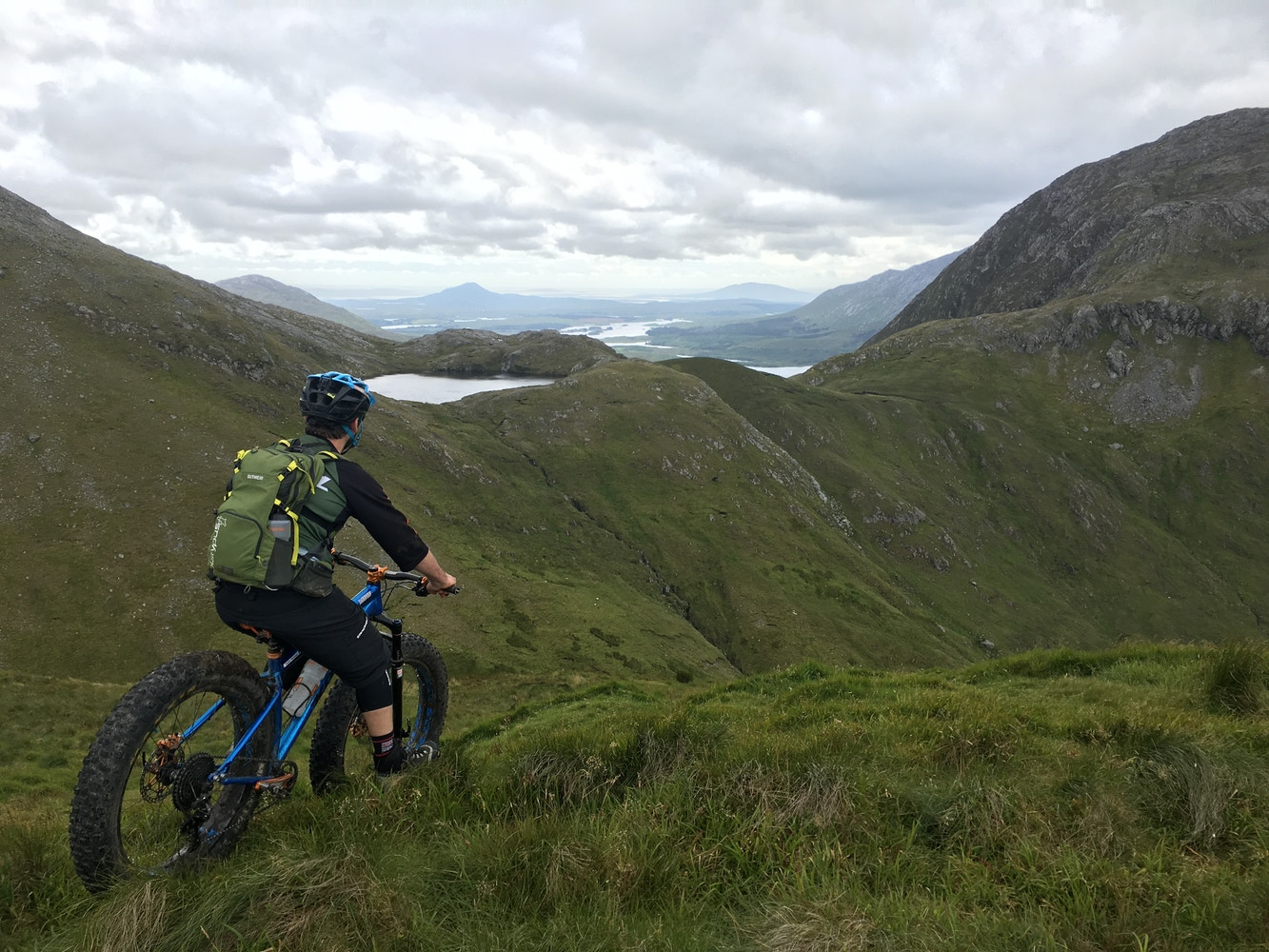 Life's Just One Micro MTB Adventure