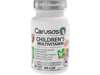 Caruso's Natural Health Caruso's Children's Multivitamin