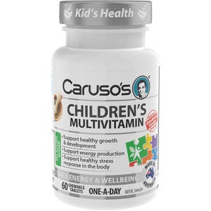 Caruso's Natural Health Caruso's Children's Multivitamin