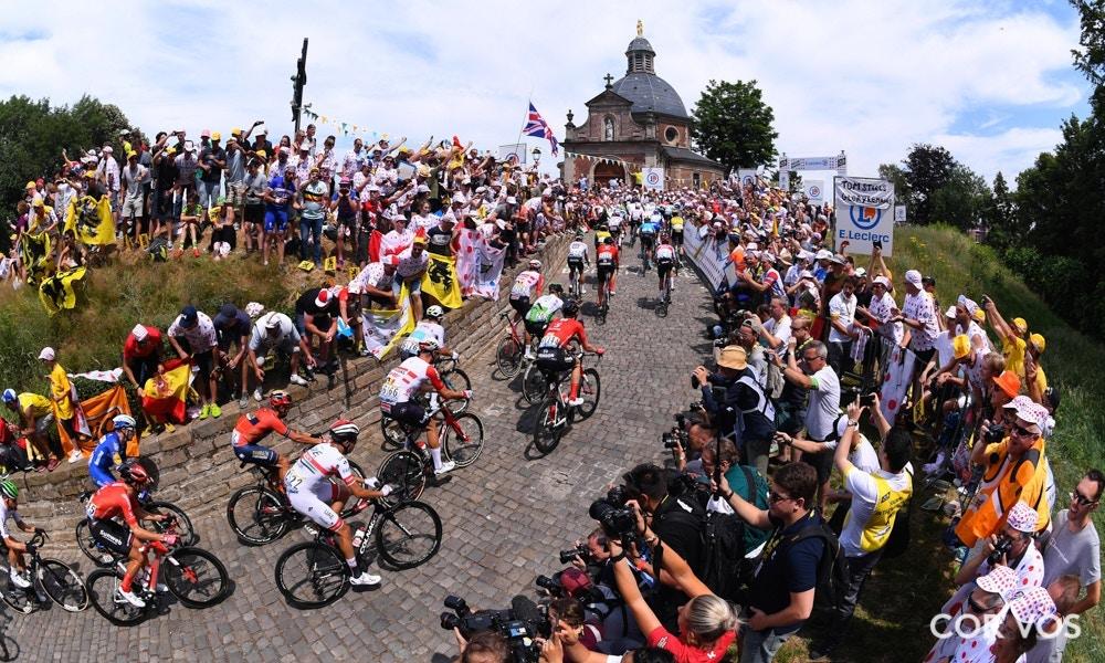 Héroes, Dramas y Sorpresas en la Inauguración del Tour de Francia  2019
