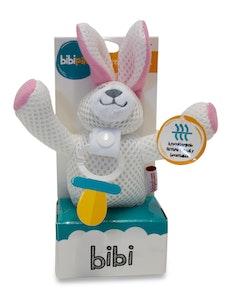 bibipals Pink Bunny BREATHABLE - BIBI