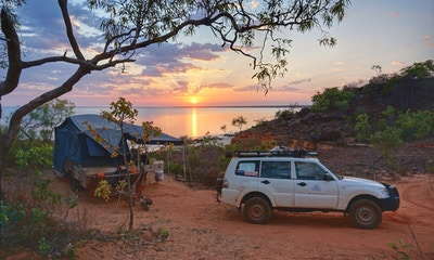 The Dampier Peninsula & Cape Leveque