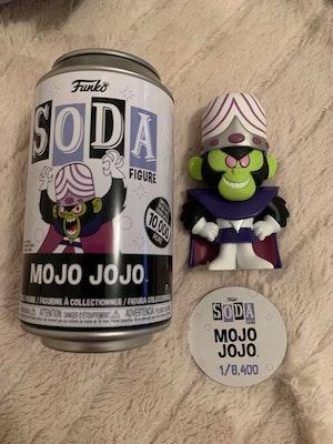 Mojo Jojo Soda Common