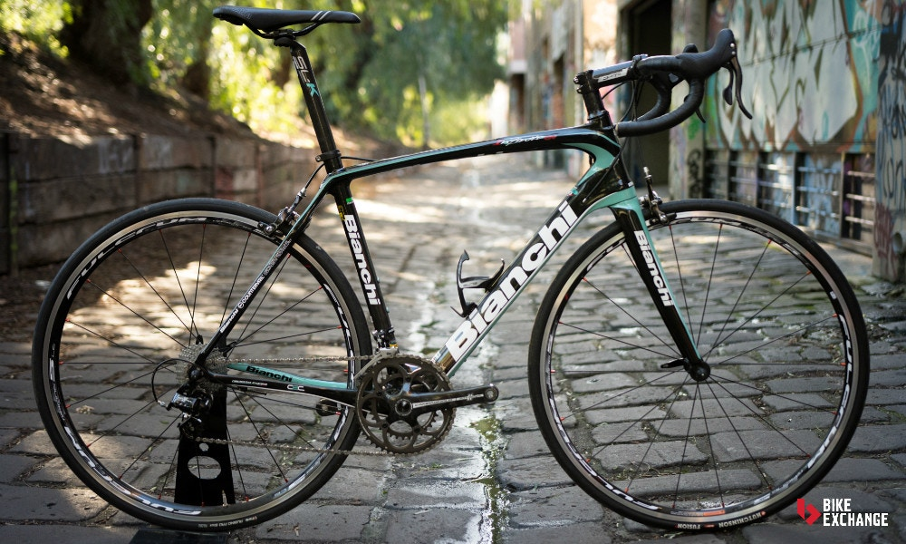 Review of the Bianchi Infinito CV Athena