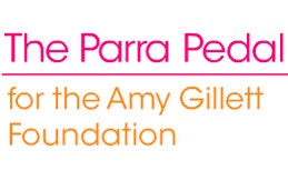 THE PARRA PEDAL for the AMY GILLETT FOUNDATION