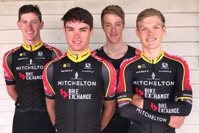 Mitchelton & BikeExchange team up to sponsor new-look Continental cycling team