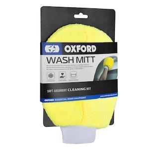 Oxford Wash Mitt - Yellow