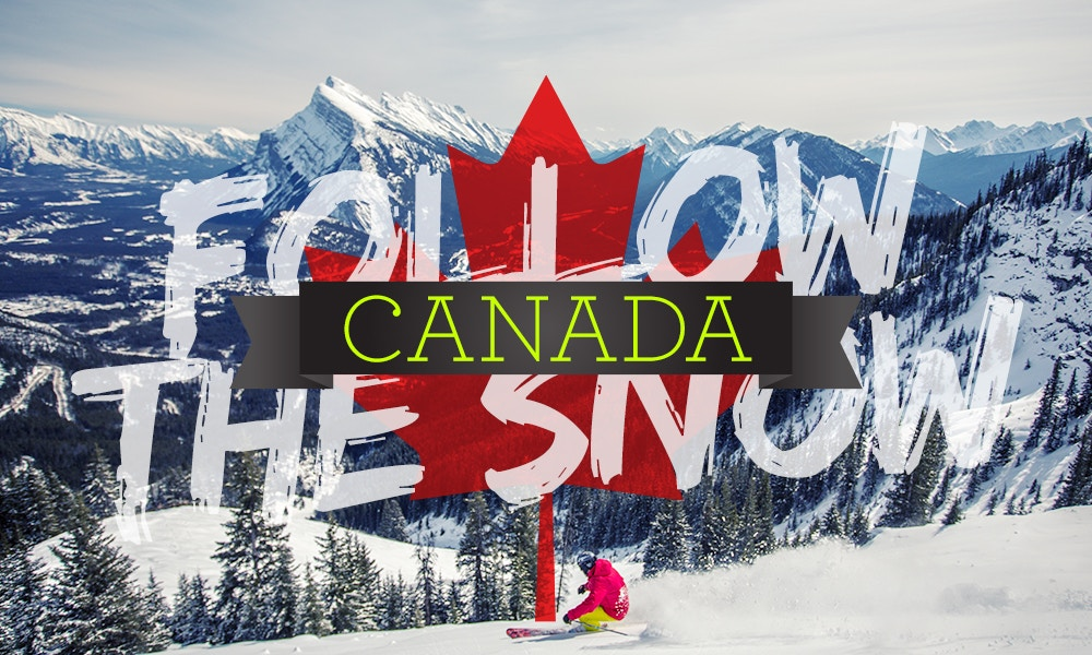An Australian's Guide to Skiing and Snowboarding Canada