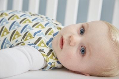 Sleep Baby on Back | The Gro Company x Kidsafe Australia