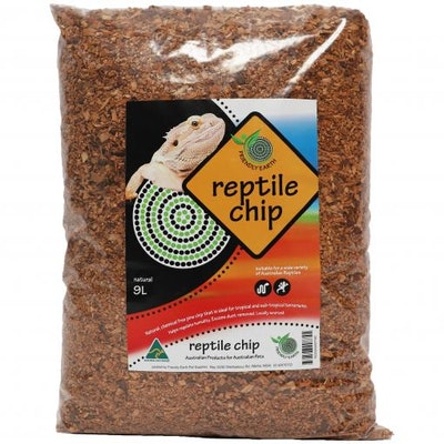 Friendly Earth Reptile Chips 9 Litre