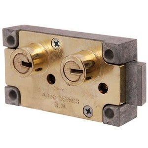 Sargent and Greenleaf Safety Deposit Twin Key Lock 4440-069 Right Hand Lock